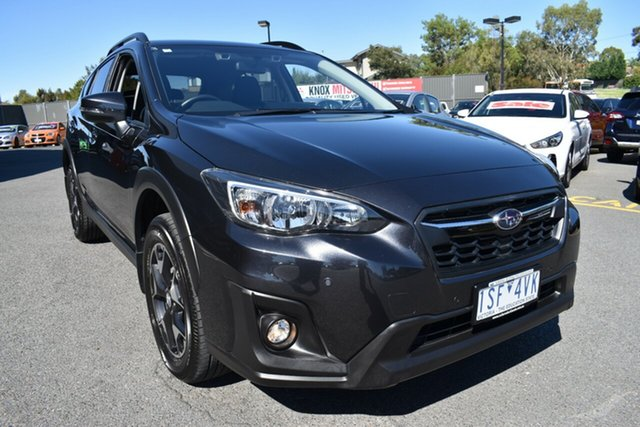 Used Subaru XV G5X MY20 2.0i-L Lineartronic AWD Wantirna South, 2019 Subaru XV G5X MY20 2.0i-L Lineartronic AWD Grey 7 Speed Constant Variable Wagon