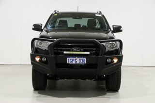 2018 Ford Ranger PX MkIII MY19 Wildtrak 2.0 (4x4) Black 10 Speed Automatic Double Cab Pick Up.