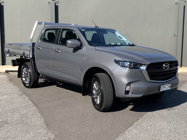 Demo Mazda BT-50 TFS40J XTR Hindmarsh, 2020 Mazda BT-50 TFS40J XTR Rock Grey 6 Speed Sports Automatic Utility