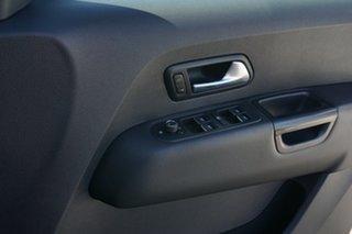 2018 Volkswagen Amarok 2H MY18 TDI550 4MOTION Perm Dark Label Grey 8 Speed Automatic Utility
