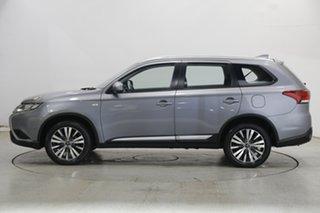 2018 Mitsubishi Outlander ZL MY18.5 ES AWD Grey 6 Speed Constant Variable Wagon.