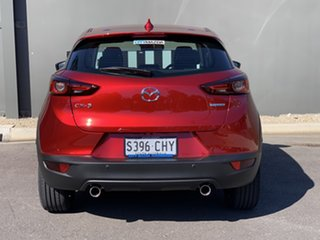 2020 Mazda CX-3 DK2W7A sTouring SKYACTIV-Drive FWD Soul Red Crystal 6 Speed Sports Automatic Wagon