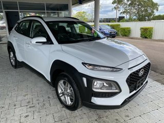 2018 Hyundai Kona Active White Sports Automatic Wagon