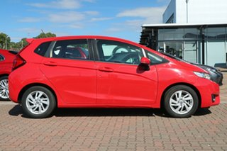 2016 Honda Jazz GF MY17 Limited Edition Red 1 Speed Constant Variable Hatchback
