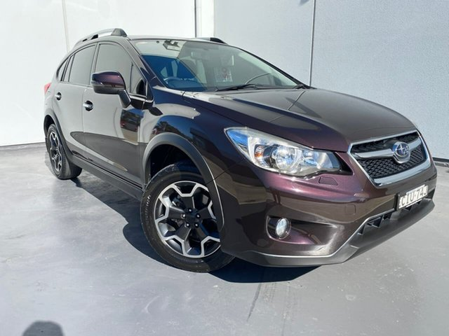 Used Subaru XV G4X MY12 2.0i-S AWD Liverpool, 2012 Subaru XV G4X MY12 2.0i-S AWD Purple 6 Speed Manual Wagon