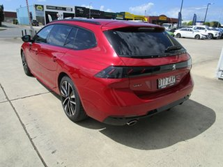 2019 Peugeot 508 R8 MY20 GT Sportwagon Red 8 Speed Sports Automatic Wagon