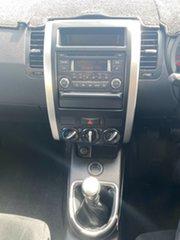 2013 Nissan X-Trail T31 Series V ST 2WD White/310819 6 Speed Manual Wagon