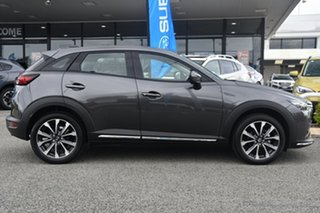 2020 Mazda CX-3 DK4W7A sTouring SKYACTIV-Drive i-ACTIV AWD Grey 6 Speed Sports Automatic Wagon