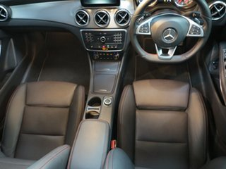 2016 Mercedes-Benz GLA-Class X156 806MY GLA200 d DCT Black 7 Speed Sports Automatic Dual Clutch