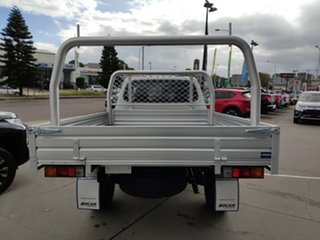 2021 Mitsubishi Triton MR MY21 GLX 4x2 White 5 Speed Manual Cab Chassis.