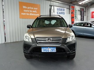 2005 Honda CR-V RD MY2005 Special Edition 4WD Gold 5 Speed Automatic Wagon.