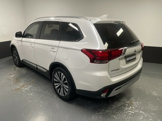 2018 Mitsubishi Outlander ZL MY18.5 ES AWD White 6 Speed Constant Variable Wagon