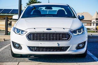 2014 Ford Falcon FG X XR6 Ute Super Cab White 6 Speed Sports Automatic Utility