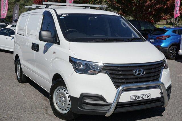 Used Hyundai iLOAD TQ4 MY19 Phillip, 2019 Hyundai iLOAD TQ4 MY19 White 5 Speed Automatic Van
