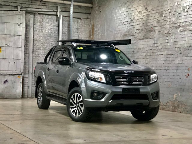Used Nissan Navara D23 S3 ST-X Mile End South, 2018 Nissan Navara D23 S3 ST-X Grey 7 Speed Sports Automatic Utility