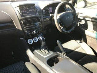 2014 Ford Falcon FG MkII XR6 Turbo Orange 6 Speed Sports Automatic Sedan