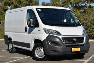 2016 Fiat Ducato Series 4 Low Roof SWB Comfort-matic White 6 Speed Sports Automatic Single Clutch.