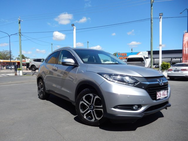 Pre-Owned Honda HR-V VTi-L Dalby, 2016 Honda HR-V VTi-L Continuous Variable Wagon