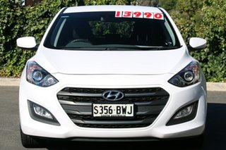 2015 Hyundai i30 GD4 Series II MY16 Active Creamy White 6 Speed Manual Hatchback