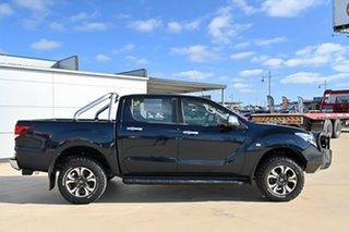 2015 Mazda BT-50 UR0YF1 XTR Blue 6 Speed Sports Automatic Utility