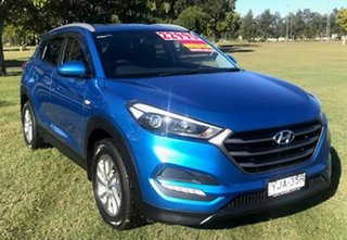 2016 Hyundai Tucson TLe MY17 Active 2WD Blue 6 Speed Sports Automatic Wagon.
