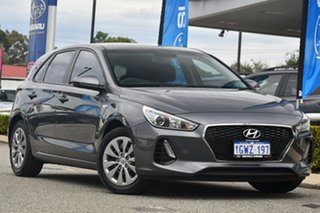 2019 Hyundai i30 PD MY19 Go Grey 6 Speed Sports Automatic Hatchback