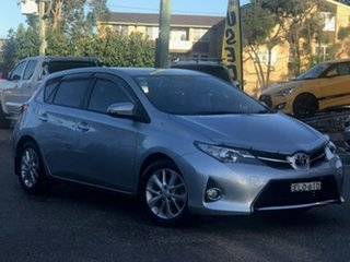 2014 Toyota Corolla ZRE182R Ascent Sport S-CVT Silver, Chrome 7 Speed Constant Variable Hatchback