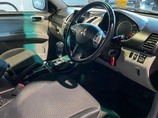 2009 Mitsubishi Challenger PB (KH) MY10 LS Burgundy 5 Speed Sports Automatic Wagon