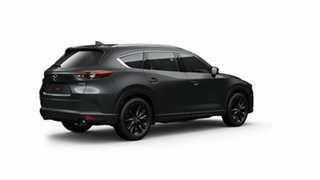 2021 Mazda CX-8 KG2WLA Touring SKYACTIV-Drive FWD SP Machine Grey 6 Speed Sports Automatic Wagon.