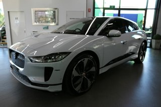 2018 Jaguar I-Pace X590 MY19 HSE White 1 Speed Automatic Wagon
