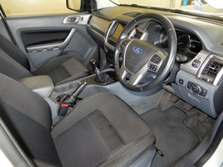 2016 Ford Ranger PX MkII MY17 XLT 3.2 Hi-Rider (4x2) White 6 Speed Manual Crew Cab Pickup