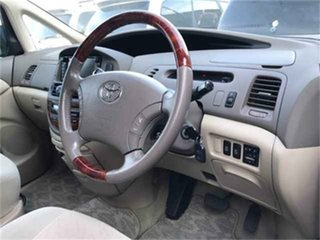 2004 Toyota Estima ACR30 Aeras Grey Automatic Wagon.