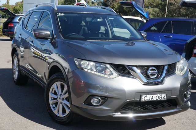 Used Nissan X-Trail T32 ST-L X-tronic 2WD Phillip, 2015 Nissan X-Trail T32 ST-L X-tronic 2WD Grey 7 Speed Constant Variable Wagon