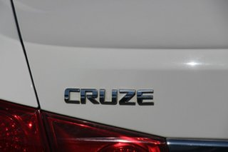 2014 Holden Cruze JH Series II MY14 Equipe White 6 Speed Sports Automatic Sedan