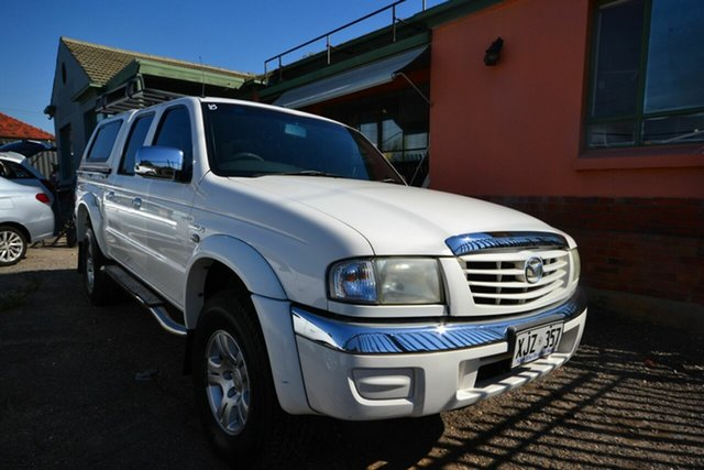 Used Mazda B4000 Bravo DX Blair Athol, 2005 Mazda B4000 Bravo DX White 5 Speed Automatic Dual Cab Pick-up