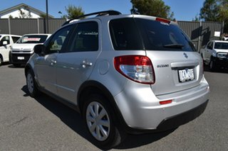 2014 Suzuki SX4 GYA MY13 Crossover Navigator Billet Silver 6 Speed Constant Variable Hatchback.
