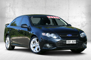 2012 Ford Falcon FG MkII XR6 Silhouette 6 Speed Sports Automatic Sedan.
