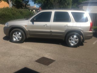 2001 Mazda Tribute Classic Gold 4 Speed Automatic Wagon