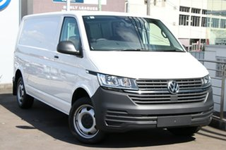 2021 Volkswagen Transporter T6.1 MY21 TDI450 LWB DSG Candy White 7 Speed.