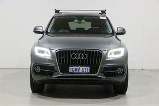 2015 Audi Q5 8R MY15 2.0 TFSI Quattro Grey 8 Speed Automatic Wagon.