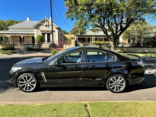2016 Holden Commodore VF II MY16 SS V Black 6 Speed Sports Automatic Sedan
