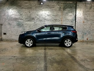 2018 Kia Sportage QL MY18 Si 2WD Blue 6 Speed Sports Automatic Wagon