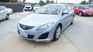 2010 Mazda 6 GH1051 MY09 Classic Blue 6 Speed Manual Sedan