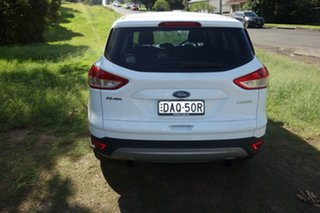 2016 Ford Kuga TF MY16 Ambiente 2WD White 6 Speed Sports Automatic Wagon