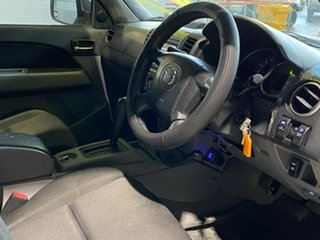 2010 Mazda BT-50 UNY0E4 SDX Freestyle Silver 5 Speed Automatic Utility