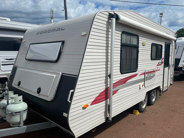 Used Coromal Lifestyle St James, 2012 Coromal Lifestyle Caravan