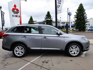 2021 Mitsubishi Outlander ZL MY21 ES AWD Titanium 6 Speed Constant Variable Wagon