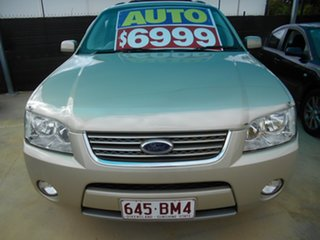 2006 Ford Territory SY Ghia Gold 4 Speed Sports Automatic Wagon.