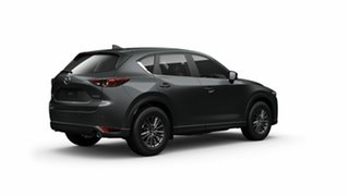 2021 Mazda CX-5 KF4W2A Touring SKYACTIV-Drive i-ACTIV AWD Machine Grey 6 Speed Sports Automatic.