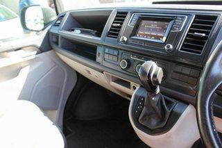 2015 Volkswagen Transporter T6 MY16 TDI400 LWB DSG White 7 Speed Sports Automatic Dual Clutch Van